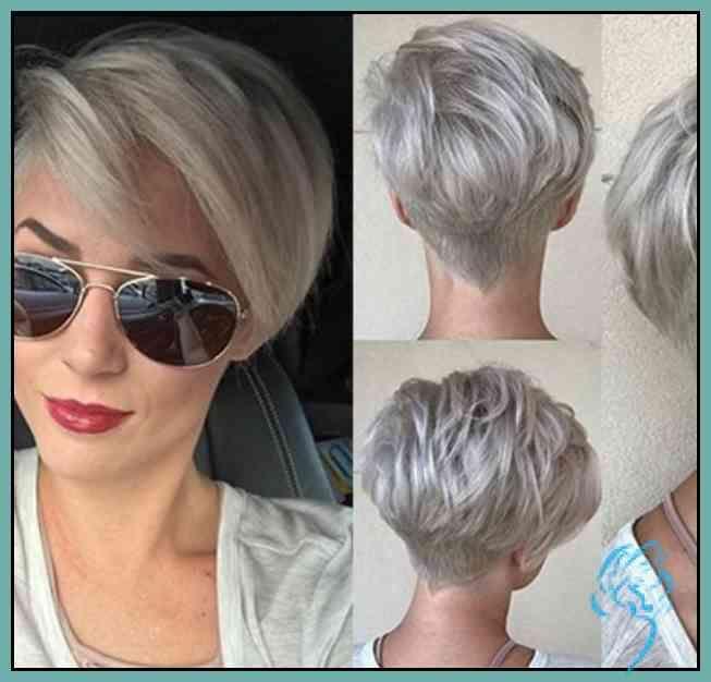 Trendfrisuren 2019 damen  Haarschnitte und Frisuren
