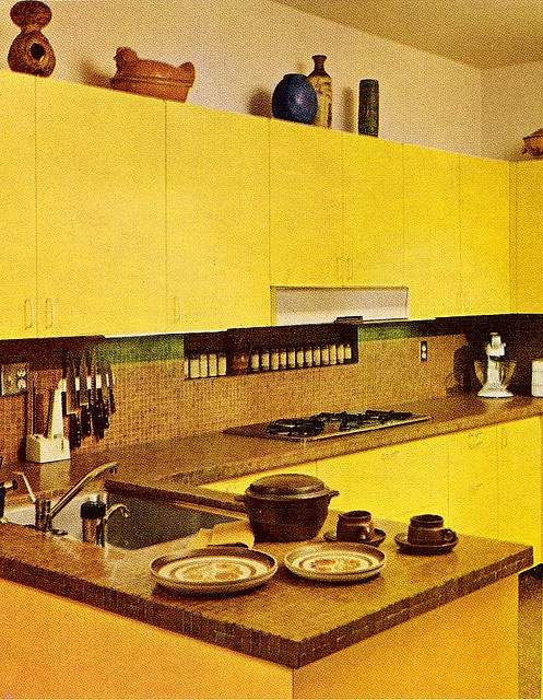 A Very Danish Modern Kitchen by sandiv999, via Flickr