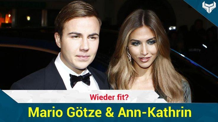 Es scheint ihm tatsächlich besser zu gehen! Borussia Dortmund-Star Mario Götze (25) erschien am Wochenende auf der Hochzeit von DFB-Kollege Manuel Neuer (31). An Marios Seite: Model und Freundin Ann-Kathrin Brömmel (27). Dabei fiel auf dass es für den Sportler nach der Diagnose seiner Stoffwechselstörung gesundheitlich endlich wieder bergauf geht.   Source: http://ift.tt/2rmneCc  Subscribe: http://ift.tt/2qS28v2 fit? Mario Götze & Ann-Kathrin feiern Neuer-Hochzeit