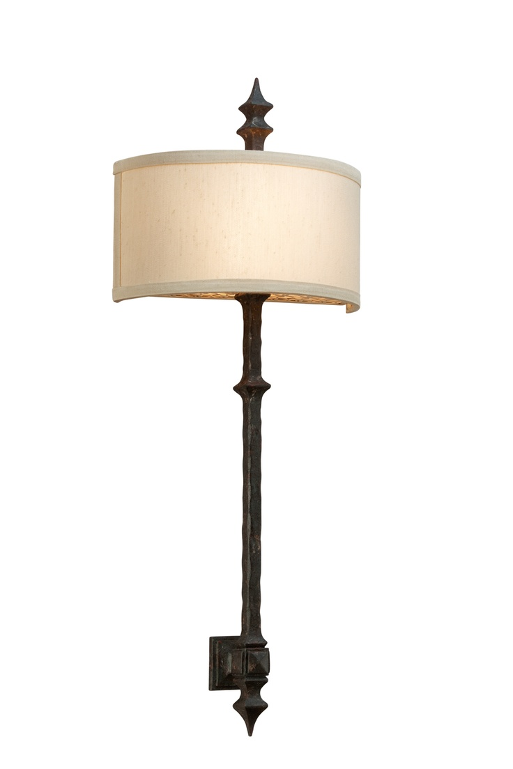 86 best wall sconces images on pinterest wall sconces corbett troy lighting umbria sconce amipublicfo Choice Image