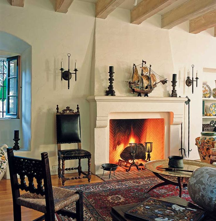 Spanish colonial interior paint colors for Spanish colonial exterior paint colors