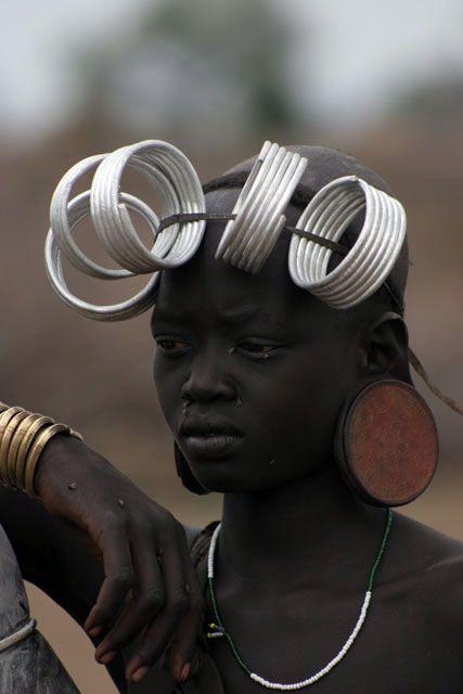 tribal beauty