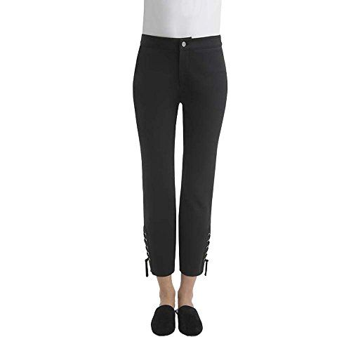 135bcb7d554c40 Yado Women's Lace Up Pant   Womens Fashion Street Boho   Lace pants ...