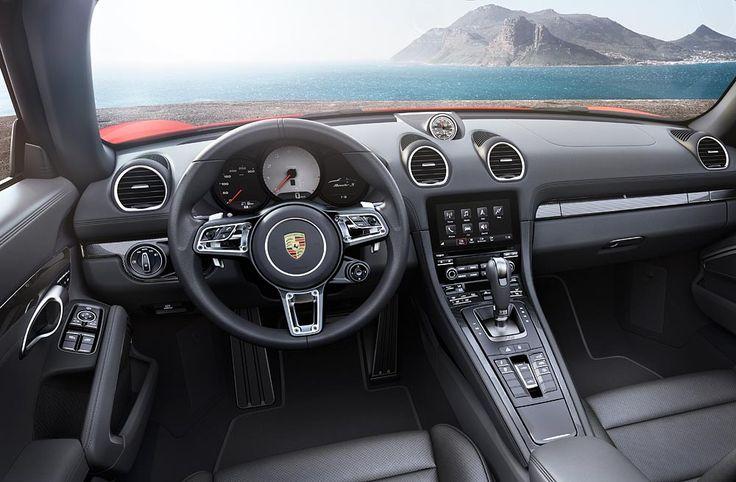 #Porsche718 Boxster
