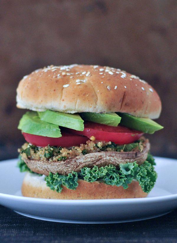 Veggie Burger Recipe Collection