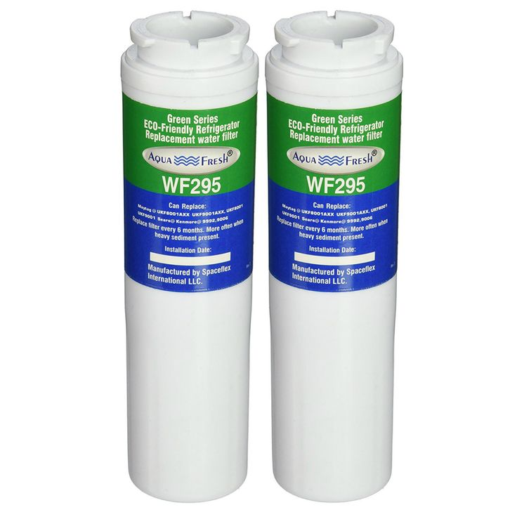 Replacement water filter for kitchenaid ukf8001axx750