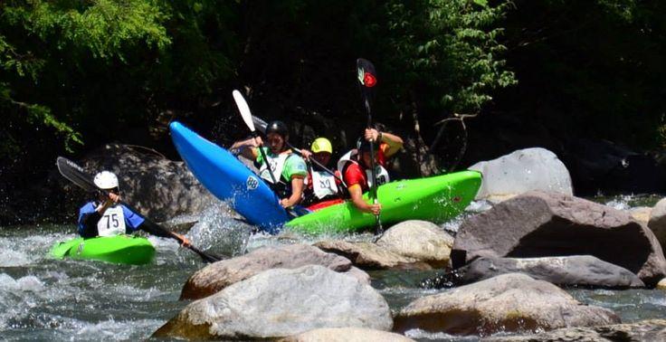 Bagarre alla partenza  #canoa #vallecamonica #valcamonica #brescia #montagna #adamello #Oglio