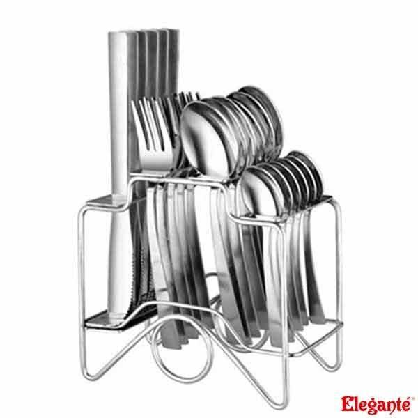 Elegante Zenith Spoon Cutlery 25 Pcs Set