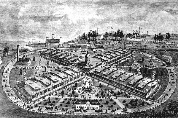 1881 International Cotton Exhibition, Atlanta, GA