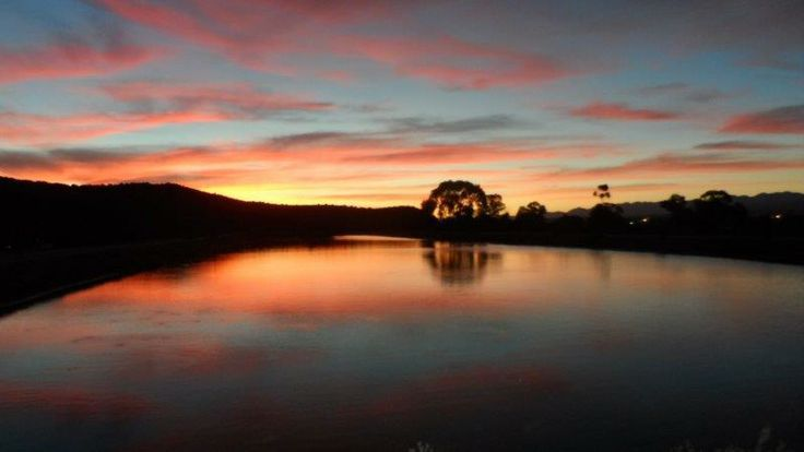 Sun set on Shadowlands. Photo: Elmar J Roetz