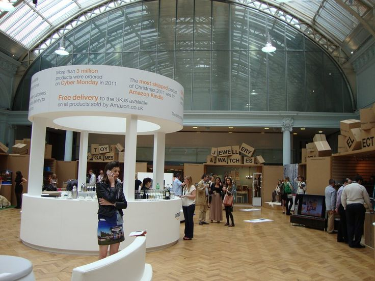 Amazon Exhibition at the Lindley Hall