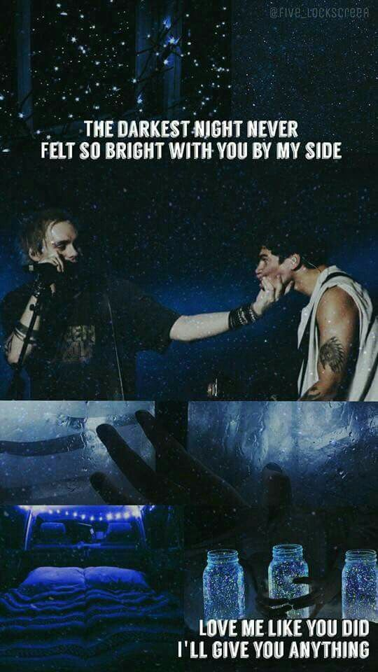 Best 25 5sos lyric art ideas on pinterest 5 seconds to - Outer space 5sos wallpaper ...