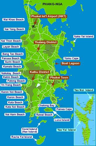 Phuket   Phuket Travel Tips - Things to do, Map and Best Time to visit Phuket