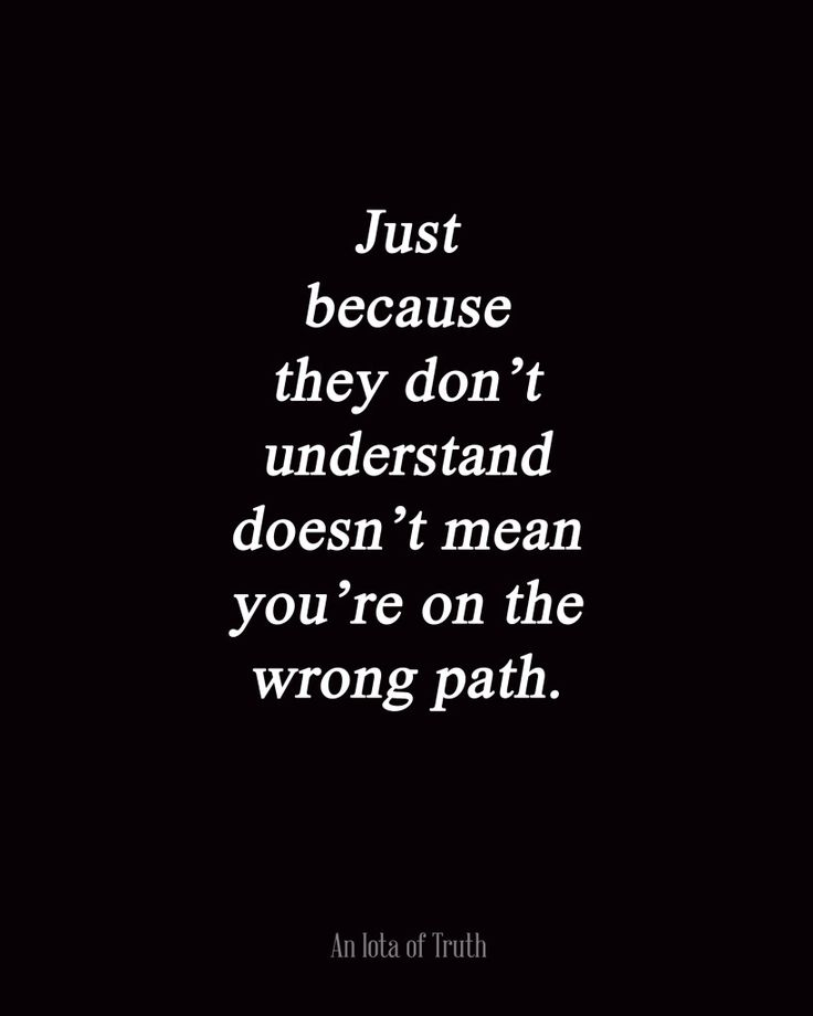 Quoted Meaning: Just Because They Don't Understand Doesn't Mean You're On