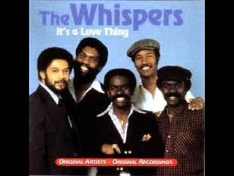 THE WHISPERS - IT'S A LOVE THING (1981). A superb song with a great beat!