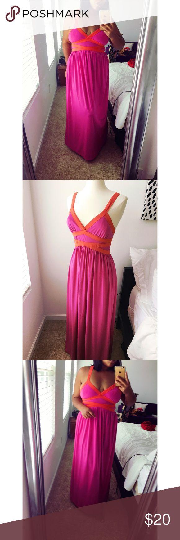 Empire Waist Maxi Dress Empire Waist Maxi Dress sofia vegara Dresses Maxi