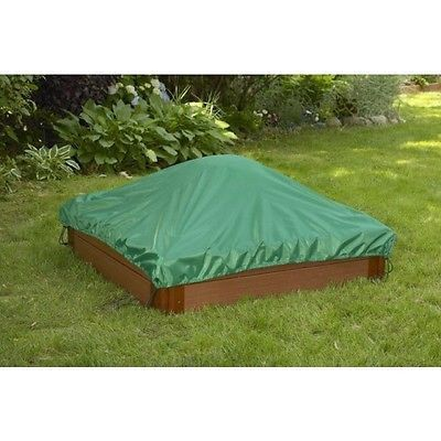 Frame It All Square Sandbox Cover 4 X 4 Features 1