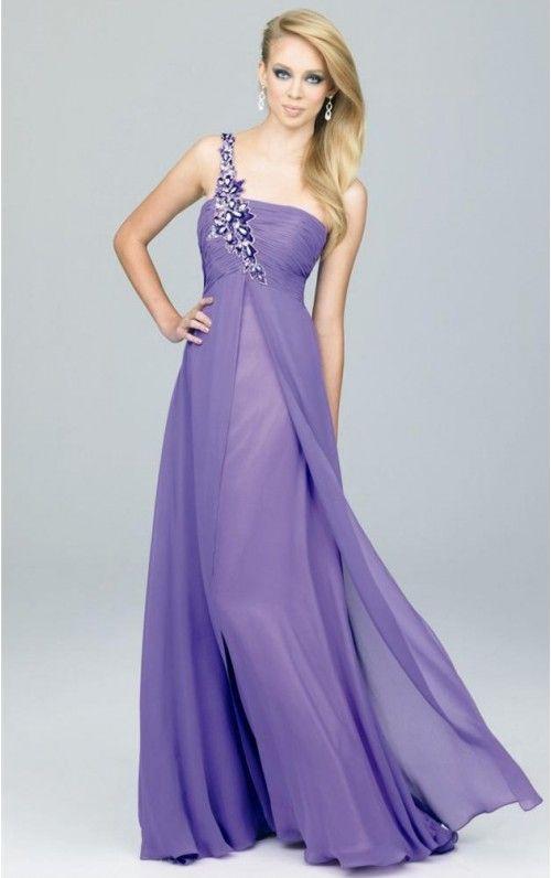 Amazing A-line Sweep Train Chiffon Sleeveless Evening Dress