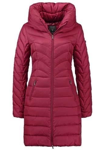 Guess Terri Abrigo De Plumas Bet On Pink abrigos y chaquetas Bet On Terri Plumas…