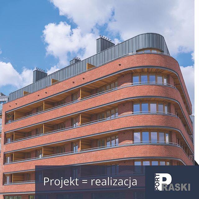Projekt = realizacja. Sierakowskiego 5 – zdjęcie Marc Olivier-Giguere. #portpraski #apartamenty #mieszkania #sierakowskiego5 #centrum #warszawa #apartments #flats #warsaw