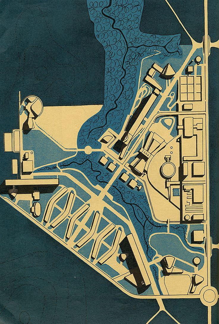 Berthold Lubetkin. Architectural Review v. 118 n. 703 Jul 1955: 37   RNDRD