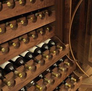 1000 images about vin rangement on pinterest pvc pipes. Black Bedroom Furniture Sets. Home Design Ideas