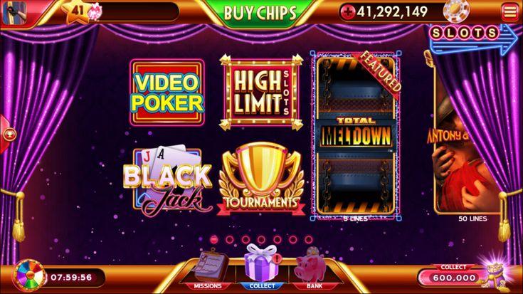 Super Jackpot Slots on Behance | Casino theme, Casino ...