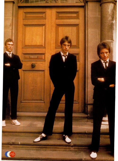 The Jam, 1977 - it would have been pretty cool to visit London right about then
