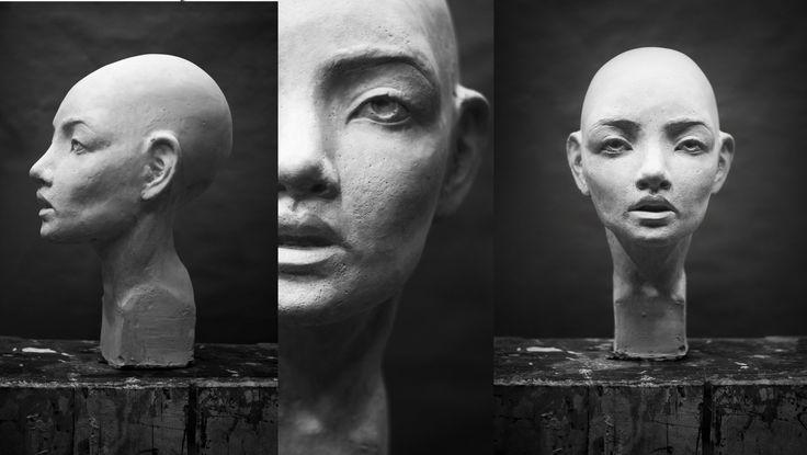 Bust by Klaudia Kaczmarek