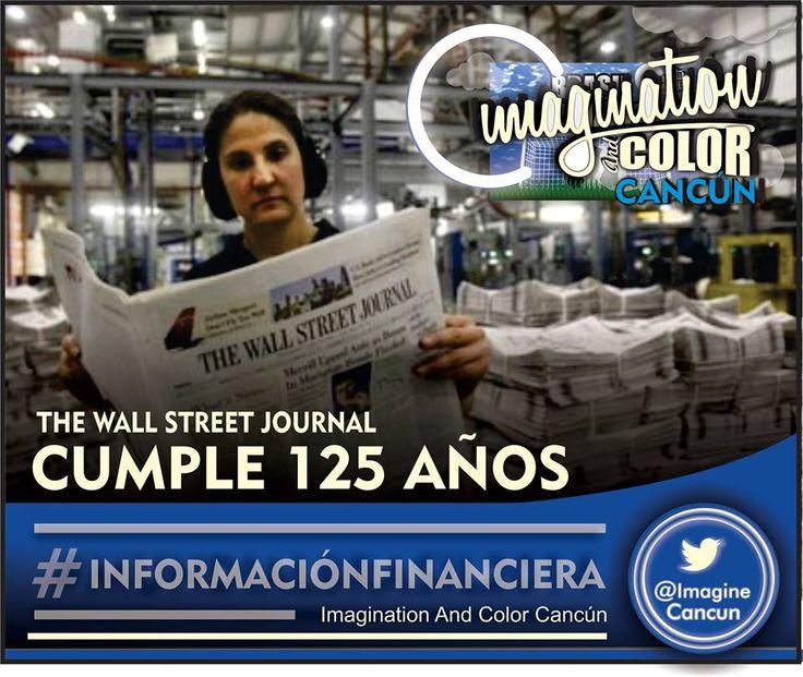 En Nueva York, el 8 de julio de 1889, se funda el periódico financiero The Wall Street Journal  The Wall Street Journal. es un periódico americano escrito en lengua inglesa, con difusión internacional. Se publica en Nueva York por Dow Jones & Company, una división de News Corporation. Además, tambiéne xisten las ediciones asiática y europea de la publicación.