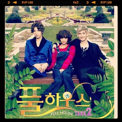 Full House 2 - Due to a series of unfortunate events Hapkido teacher Jang Man-ok (Hwang Jung Eum) becomes the stylist for top idol group TAKE ONE, composed of the perfectionist Lee Tae Ik (No Min Woo) and kind an free spirited Won Kang Hwi (Park Ki Woong). What a delightful drama. Love a strong female lead and the guys were just too cute.
