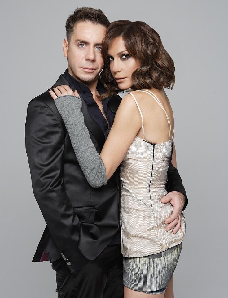 Despina Vandi & Giorgos Mazonakis