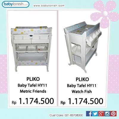 Dapatkan koleksi baby tafel dari Pliko. Meja untuk mengganti baju, memandikan bayi, & lemari baju bayi.  Hanya di www.babylonish.com