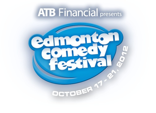 Edmonton Comedy Festival: Funny people use Columbia Ice... could be true..