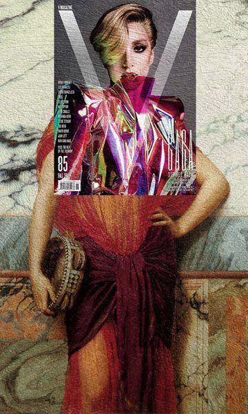 Mag + Art by: Eisen Bernard Bernardo Magazine covers on classic works of art.