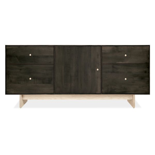hudson file cabinets with wood base