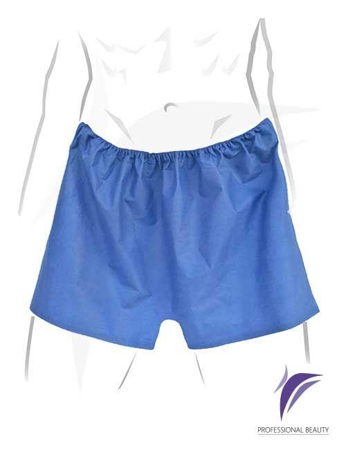 Boxer x6: Ropa en tela desechable que brinda mayor protección e higiene, ideal para uso estético y clínico.