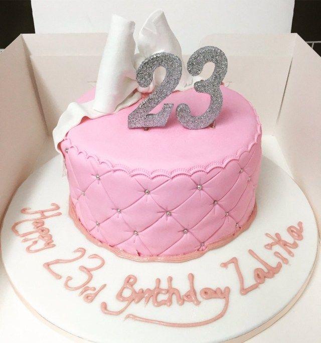 32 Pretty Photo Of 23 Birthday Cake With Images 23 Birthday
