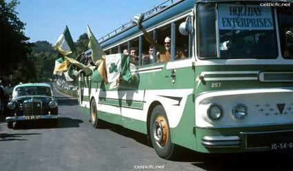 Lisbon, European Cup Final 1967