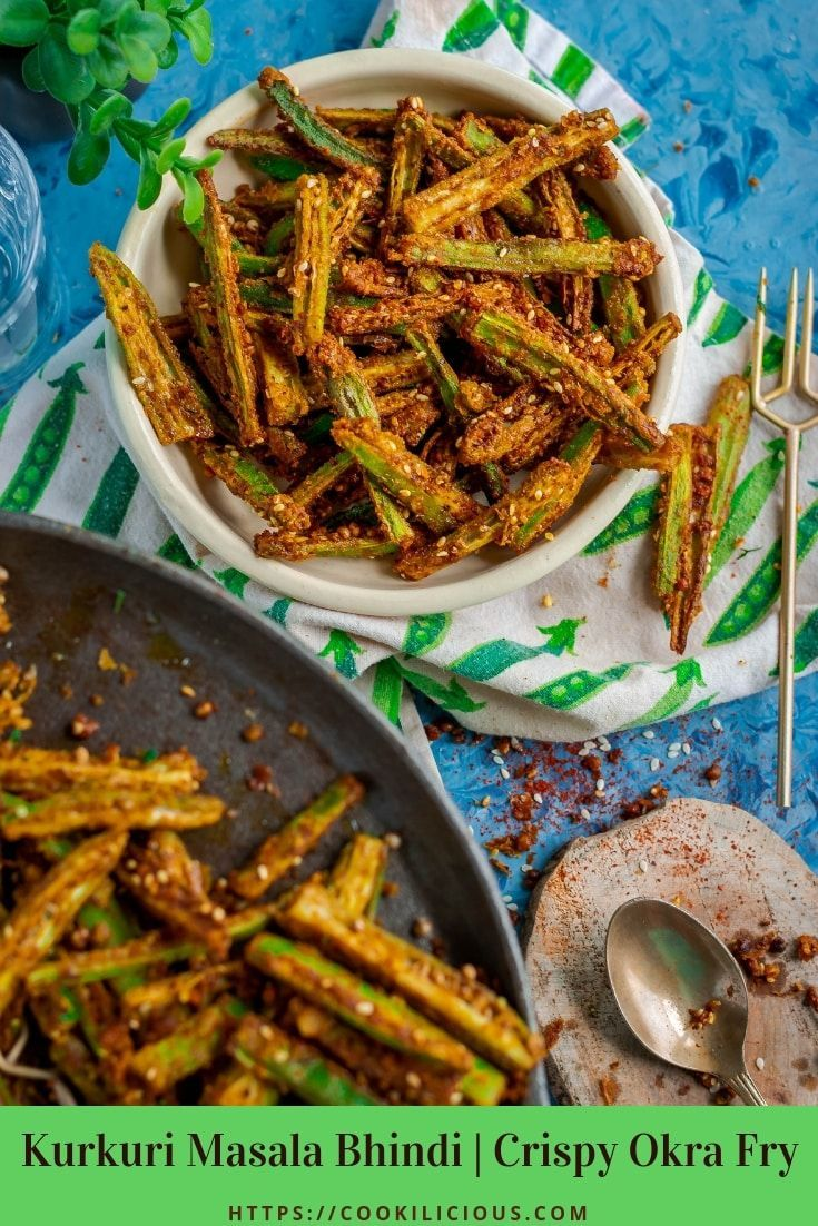 Okra Vegan Recipes