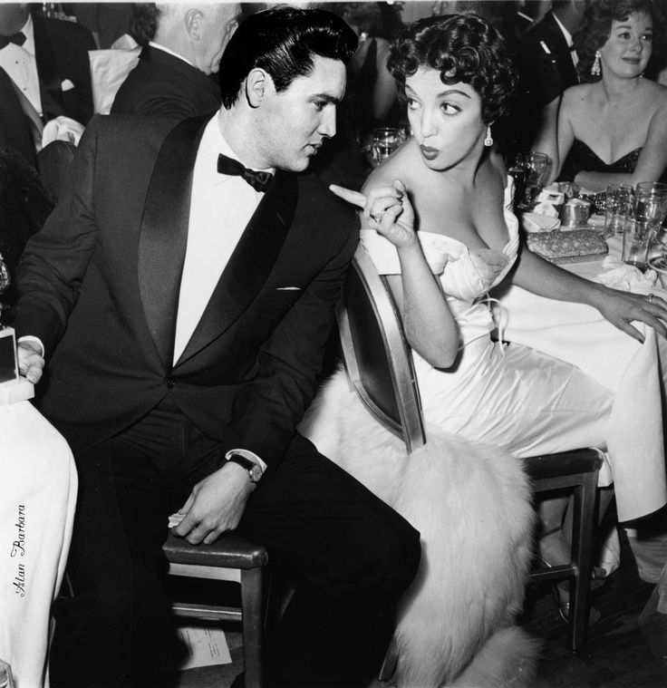 Elvis - love him in a tux