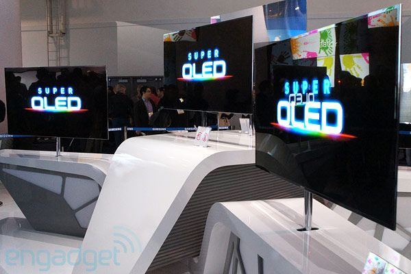 New Samsung OLED TV's coming out later this year...dope