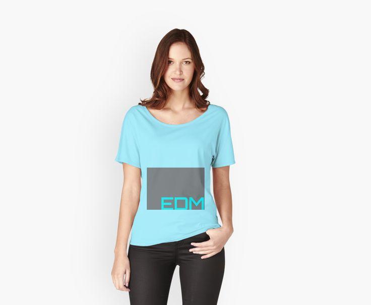 #EDM #house #techno #electronicdancemusic #music #clothing #fashion #tshirt #shirt #turquoise #grey  #style #festival #concert #clubfashion #cool #hipster