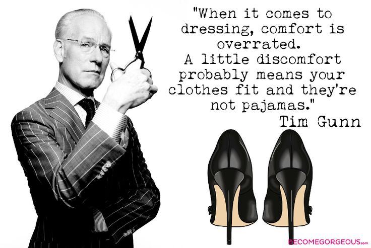 Tim Gunn's Best Quotes - From Project Runway to Gunn's Golden Rules