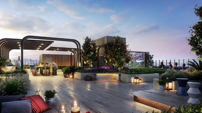 More than $104 million worth of property was sold on day one of Kogarah's new development market launch. Out of the 150 apartments in the first release of Veridian, 147 have been snapped up. #apartments #sold #realestate #property #SydneyRE