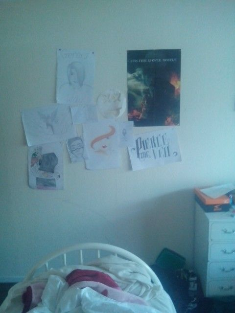 My art wall
