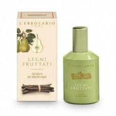 FRUITS&WOODS illatú eau de parfum 50 ml - Rendeld meg online! Lerbolario Naturkozmetikumok http://lerbolario-naturkozmetikumok.hu/kategoriak/testapolas/parfumok