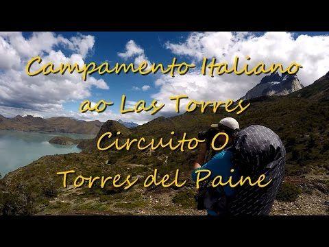 Campamento Italiano ao Las Torres em Torres del Paine (parte 9 de 9)