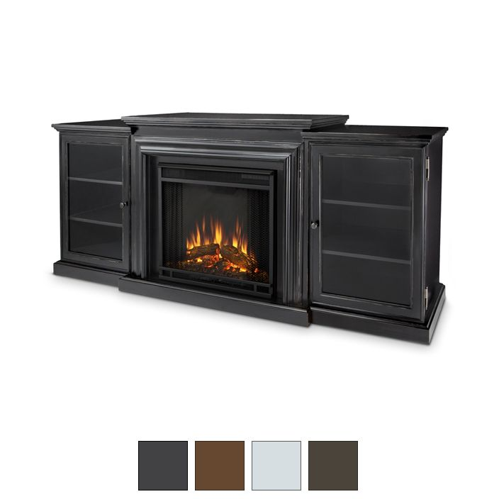 72 Frederick Entertainment Center Electric Fireplace Electric