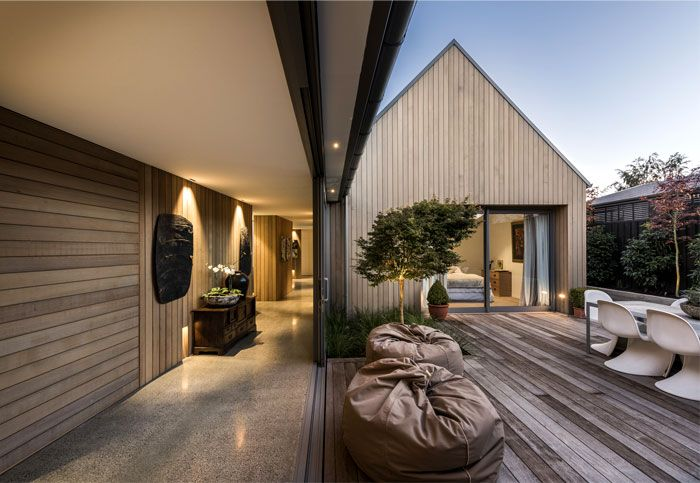 263 best Dream Homes images on Pinterest | Modern homes, Architects ...